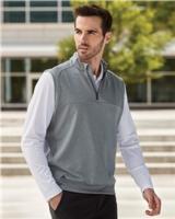 Adidas Quarter-Zip Club Vest Main Image