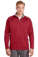 1/4-zip Fleece Pullover Main Image