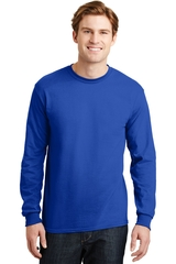 Dryblend 50 Cotton/50 Dryblend Poly Long Sleeve T-shirt Main Image