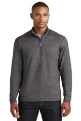 Sport-Wick Stretch Reflective Heather 1/2-Zip Pullover Main Image