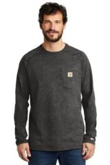 Carhartt Force Cotton Delmont Long Sleeve T-Shirt Main Image