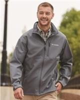 Columbia Ascender Softshell Jacket Main Image