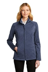 Ladies Stream Soft Shell Jacket Main Image