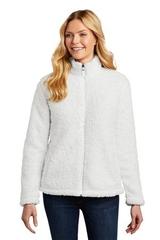 Ladies Cozy Fleece Jacket Main Image