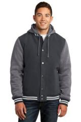 Insulated Letterman Jacket Main Image