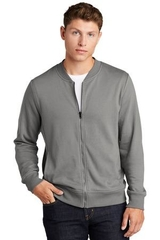 Lightweight French Terry Bomber Main Image