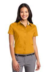 Women's Short Sleeve Easy Care Shirt Main Image