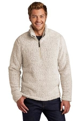 Cozy 1/4-Zip Fleece Main Image