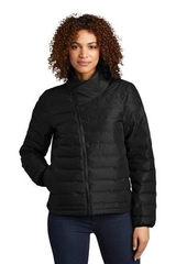 OGIO Ladies Street Puffy Full-Zip Jacket Main Image