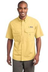 Eddie Bauer Short Sleeve Fishing Shirt Main Image