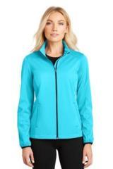 Women's Active Soft Shell Jacket Main Image