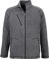 Peak Men's Sweater Fleece Jacket Main Image