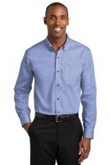 Red House Pinpoint Oxford Non-Iron Shirt Main Image