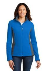 Women's Colorblock Value Fleece Jacket Main Image