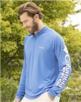 Columbia Terminal Tackle Long Sleeve Quarter-Zip Shirt Main Image