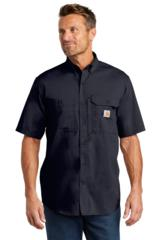 Carhartt Force Ridgefield Solid Short Sleeve Shirt Main Image