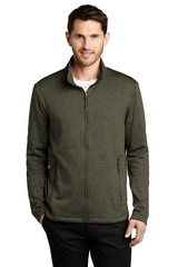 Collective Striated Fleece Jacket Main Image