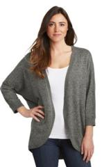 Women's Marled Cocoon Sweater Main Image