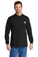 Carhartt Long Sleeve Henley T-Shirt Main Image