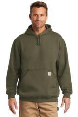 Carhartt Midweight Hooded Sweatshirt Main Image