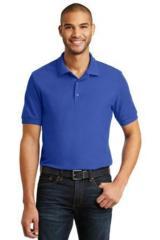 6.5-Ounce 100 Double Pique Cotton Sport Shirt Main Image