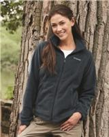 Columbia Women's Benton Springs Full Zip Main Image