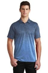 Ombre Heather Polo Main Image