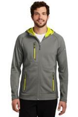 Eddie Bauer Sport Hooded Full-Zip Fleece Jacket Main Image