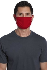 Cotton Knit Face Mask (5 Pack) Main Image
