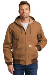 Carhartt Thermal-Lined Duck Active Jac Main Image