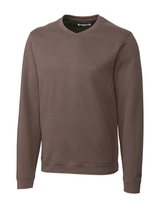 Cutter & Buck Men's Pima Cotton Decatur V-Neck Sweater Main Image