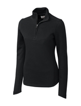 Women's Cutter & Buck Pima Cotton Decatur Pullover Main Image