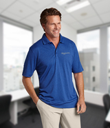 Cutter & Buck Men's DryTec Big & Tall Chelan Polo Shirt Main Image