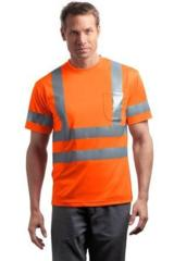 Ansi Class 3 Short Sleeve Snag-resistant Reflective T-shirt Main Image