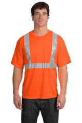 Ansi Compliant Safety T-shirt With Pocket Main Image