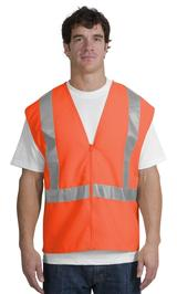 Ansi-compliant Safety Vest Main Image