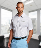 Cutter & Buck Men's DryTec Hamden Jacquard Polo Shirt Main Image