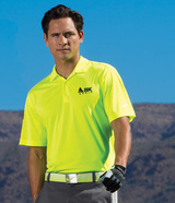Nike Golf Dri-FIT Vertical Mesh Polo Main Image