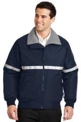 Challenger Jacket With Reflective Taping Main Image