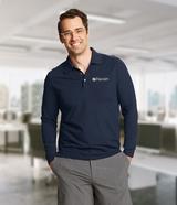 Cutter & Buck Men's Long-Sleeved DryTec Advantage Polo Shirt Main Image