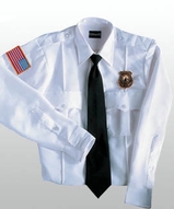 Class A 100 Polyester Long Sleeve Shirt Main Image