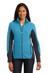 Women's Port Authority R-tek Pro Fleece Full-zip Jacket Main Image