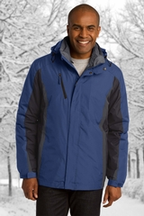 Colorblock 3-in-1 Jacket Main Image