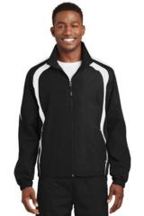 Colorblock Raglan Jacket Main Image