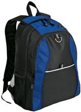 Contrast Honeycomb Backpack Main Image