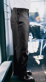 Cook Pant With Zipper Fly With Snap Closure Main Image