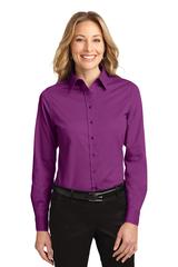 Women's Long Sleeve Easy Care Shirt Main Image