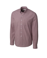 Cutter & Buck Men's Long Sleeve Epic Easy Care Gingham Main Image