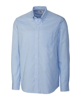 Cutter & Buck Men's Long Sleeve Epic Easy Care Tattersall Main Image