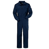 Deluxe Coverall Work Uniform With CAT 1 Protection Main Image